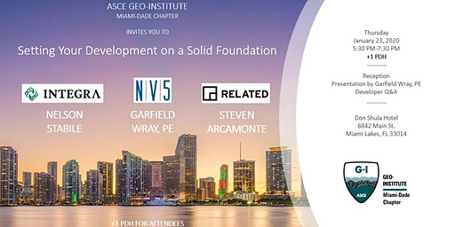 Setting Your Development on a Solid Foundation