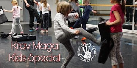 Krav Maga Kids Selbstverteidigungskurs (7-12 Jahre) Sinsheim Tickets