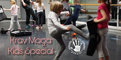 Krav Maga Kids Selbstverteidigungskurs (7-12 Jahre) Sinsheim