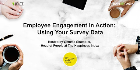 HRLTT - Employee Engagement in Action: Using Your Survey Data tickets