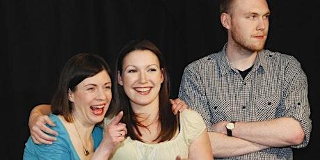 Improvisation & Acting for Beginners-Kickstart Your Creativity & Confidence tickets