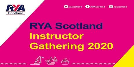 RYA Scotland Instructor Gathering 2020 tickets