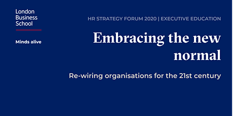 HR Strategy Forum 2020 tickets