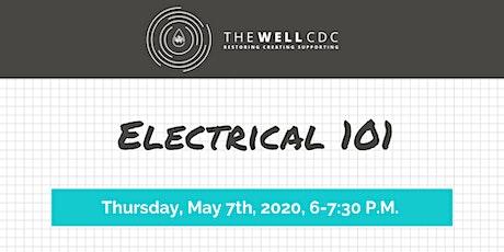 Home Maintenance Class: Electrical 101 tickets