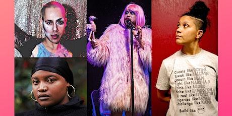 The Black Flamingo Cabaret tickets