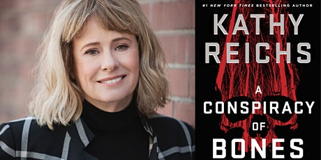 Kathy Reichs: A Conspiracy of Bones Tickets