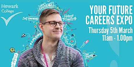 Your Future Careers Expo - Newark (Exhibitors) tickets