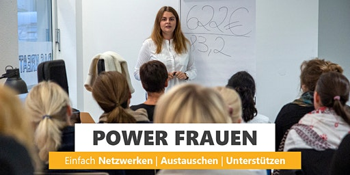 #5 POWER FRAUEN