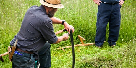 Scything Course tickets