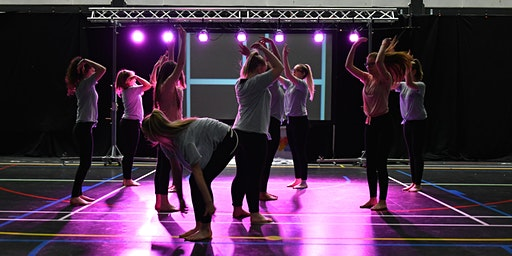 Wigan Borough Dance Festival - Lets Dance in Leigh