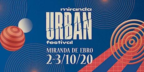 MIRANDA URBAN FESTIVAL 2020 entradas