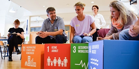 Fortbildung Sek I: Digitale Bildung trifft Global Goals Tickets