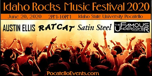 Idaho Rocks Music Festival!