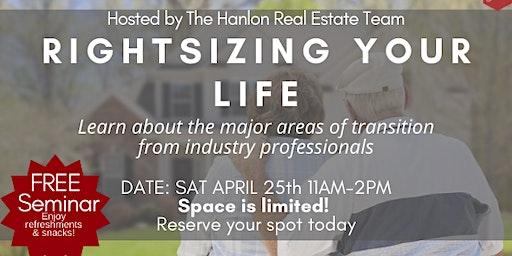 Rightsizing Your Life: A Downsizing Seminar