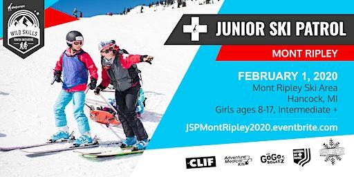WILD SKILLS Junior Ski Patrol: Mont Ripley