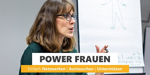 #8 POWER FRAUEN