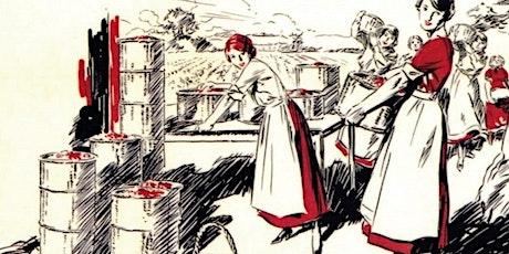 Women, Work and the First World War tickets