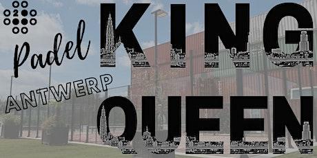 Padel King/Queen Antwerp tickets