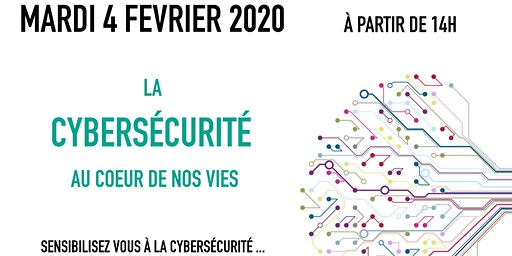 Conférence - Cybersécurité