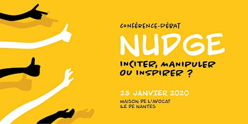 Conférence-débat : NUDGE, inciter, manipuler ou inspirer ?