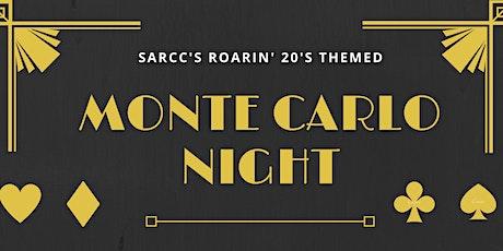 Monte Carlo: Roaring 20's tickets