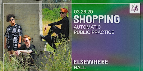 Shopping @ Elsewhere (Hall)