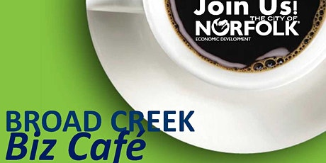 Broad Creek BIZ Cafe tickets