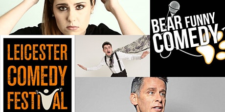 Leicester Comedy Festival Preview Show: 29th Jan 2020 tickets