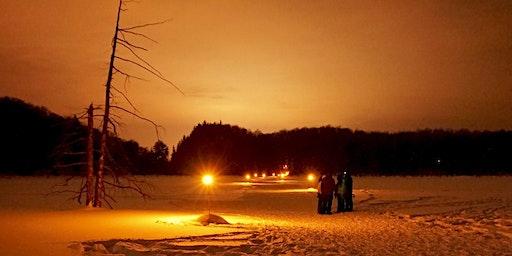 Raquette aux flambeaux secteur Far Hills