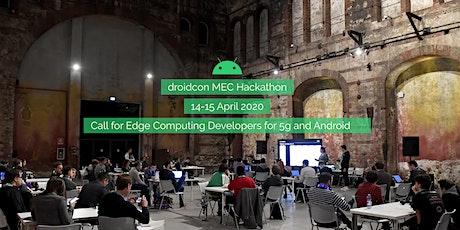 Droidcon MEC Hackathon tickets