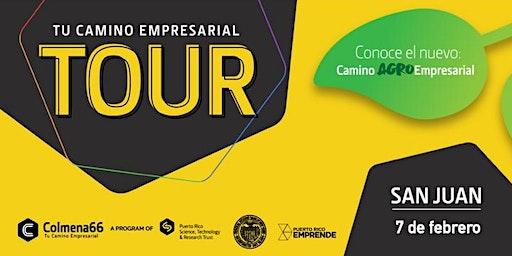Tu Camino Empresarial Tour 2020: San Juan