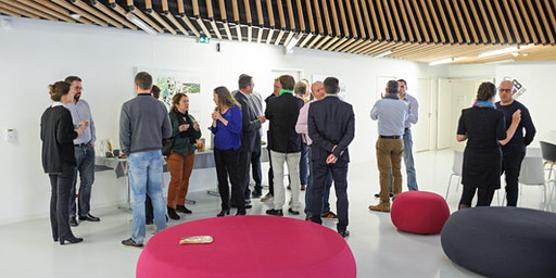 """Open Café """" Aménagement de la Chantrerie, les projets immobiliers """""""