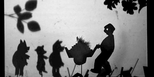 Half Term Shadow Puppets workshop