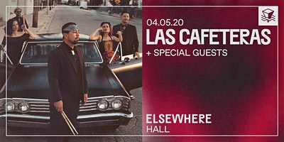 Las+Cafeteras+%40+Elsewhere+%28Hall%29