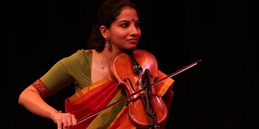 Shreya Devnath & Praveen Sparsh | Violin & Mridangam Duo