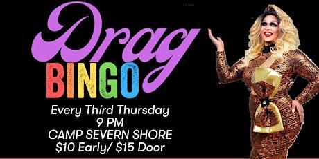 Drag Bingo at Camp Severn Shore tickets