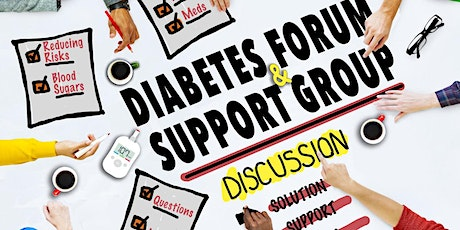 Diabetes Forum & Support Group @ DHAC tickets