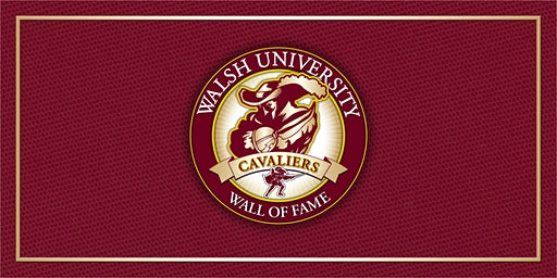 Walsh University Wall of Fame Dinner 2020