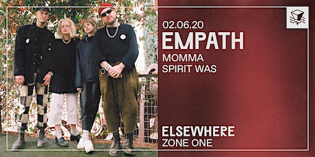 Empath @ Elsewhere (Zone One) tickets