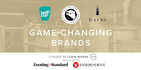 Panel Talk: Game-Changing Brands tickets