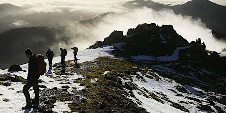 Mountain leader Assessment tickets