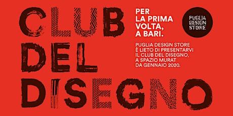 Club del Disegno biglietti