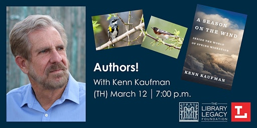 Authors! with Kenn Kaufman