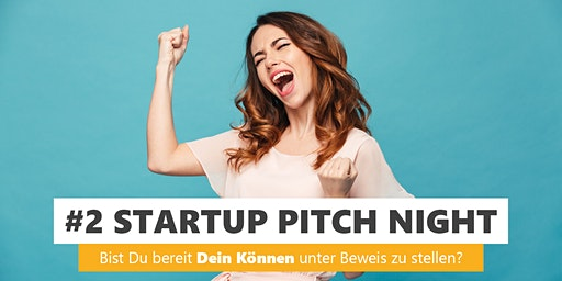 #2 STARTUP PITCH NIGHT