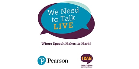 We Need to Talk Live - Where speech makes its mark!  tickets