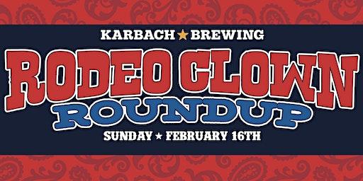 Rodeo Clown Roundup 2020