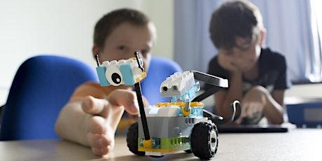 Inventare storie con Lego WeDo 2.0 e Scratch - Corso di formazione docenti biglietti