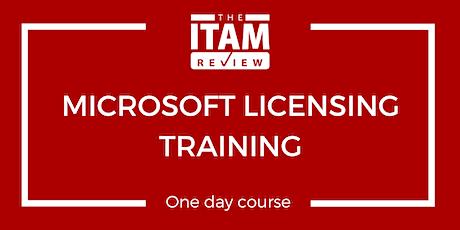 2020 Microsoft Licensing Training Course – London, UK bilhetes