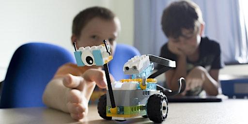 Le città del futuro con il Lego WeDo 2.0  - Corso di formazione per docenti