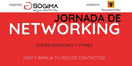 JORNADA DE NETWORKING ALTEA tickets